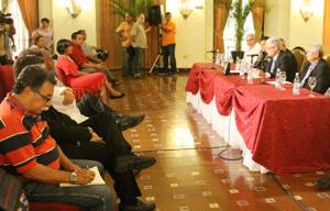 El anuncio agradó a toda Cuba. (Foto> José L. Anaya)
