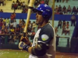 Paumier decidió en el noveno con grand slam. (Foto: Reynaldo Cruz)