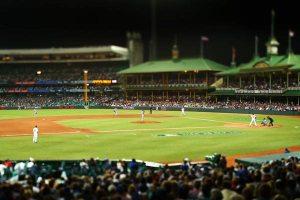 El Sydney Cricket Ground fue ajustado para acoger el día de apertura de la MLB. (Foto: Mark Nolan/Getty Images)