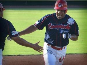 Alfredo Despaigne es el más perjudicado. (Foto: Sitio oficial de los Piratas de Campeche)