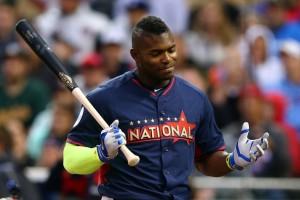 Yasiel Puig es uno de los principales rostros revelados de antemano por las Estrellas de la MLB. (Foto: Elsa/ Getty Images)