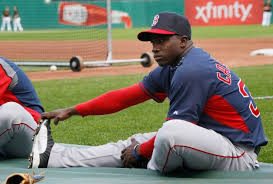 Rusney Castillo ya viste los colores del Boston. (Foto: NewsTimes.com)