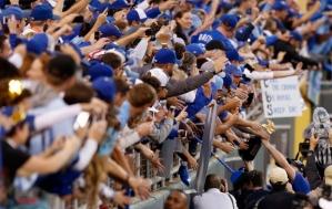 Los Kansas City Royals se han conectado bien con su afición. (Foto: Orlin Wagner/ AP)