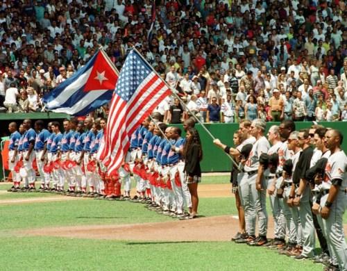 Cuba vs Orioles de Baltimore