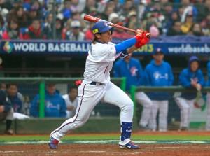 Con experiencia en Clásicos Mundiales y an la Liga Japonesa, el taipeiano Dai Kang Yang podría jugar en el Premier 12. (Foto: Wally Santana/ AP)