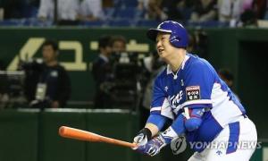 Dae Ho Lee cementó su condición de cuarto bate al fletar el empate y la ventaja con cañonazo al izquierdo. (Foto: YonhapNews)