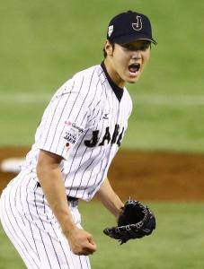 Shohei Otani estuvo soberbio, pero su esfuerzo fue en vano. (Foto: Kyodo)