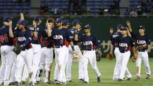 El equipo de Estados Unidos irá a la final con Corea del Sur. (Foto: Kyodo)