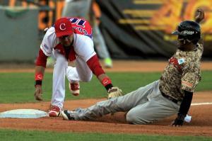 Otra derrota más para Cuba, esta menos deshonrosa. (Foto: Ricardo López Hevia/ Granma)