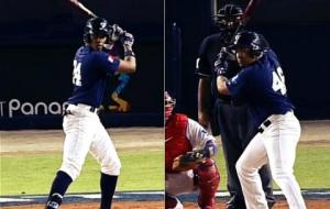 Ernesto Martínez hijo (izquierda) y padre (derecha). (Fotos: Baseball de Cuba)