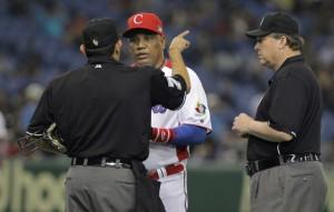 Fin de la intriga: Víctor Mesa dirigirá el juego contra el Tampa Bay Rays. (foto: Getty Images)