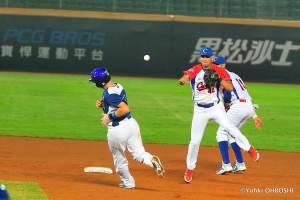 Cuba sufrió ante Italia (in peloteros de Grandes Ligas) en el Premier 12. (Foto: Cortesía de Yuhki Ohboshi)