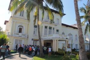 El Centro José Antonio Echevarría. (Foto: Reynaldo Cruz/ Archivo de UB)