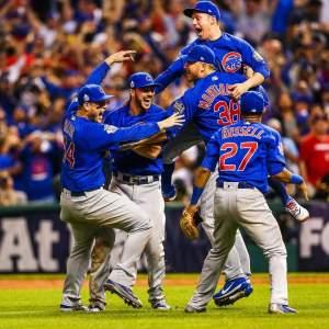 Lo hicieron, los Cubs ganaron la World Series. (Foto: Rob Tringali/ MLB.com)