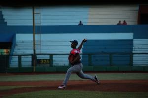 Luego de reforzar a Camagüey, Danny Betancourt fue a las filas  de Matanzas. (Foto: Reynaldo Cruz/ UB)
